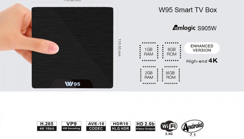 סטרימר W95 – סטרימר מומלץ – סטרימר חזק וזול